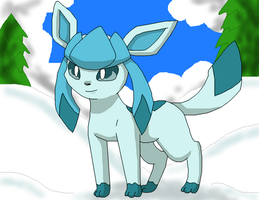 Day 12 ~ Favorite Ice type Pokemon ~ by TheShadowEevee255