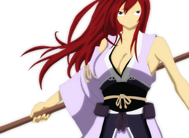 Erza Scarlet by BooYah999