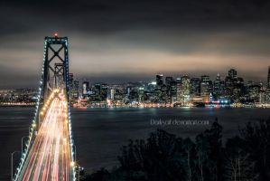 San Francisco - City by DarkSaiF