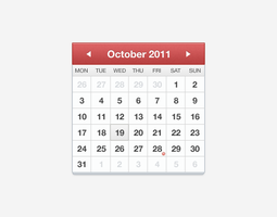 Stacked Calendar by AnchorHQ