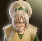 Toph by Oliptius