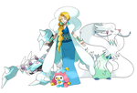 GYM LEADER - VALQUIRIA by GregAndrade