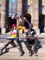 Welcome to the Borderlands! by MadameSkunk
