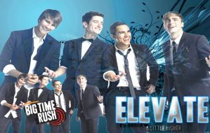 Wallpaper BTR by HannaAbigail1