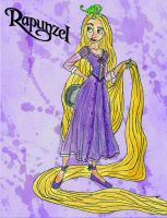 Rapunzel by Enchanted-Warbler