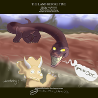 Land Before Time @%#$*!!!! by WeisseEdelweiss