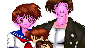 Kyo and Yuki's shocking moment about Yuji by s0ph14luvukn0w