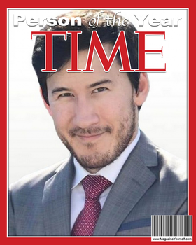 Markiplier : Person of the year by Alice1Tennant
