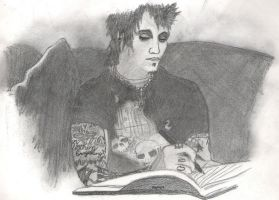 Jacoby Shaddix by ChickenChasser
