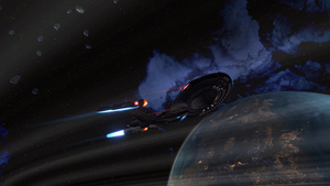 USS Musashi 2 - Star Trek Online by Jace-Lethecus