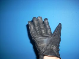 Leather Glove by ToasterX