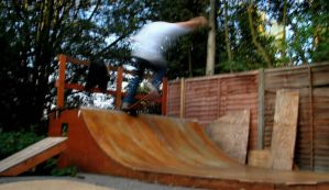 Blur Stall by glawrence