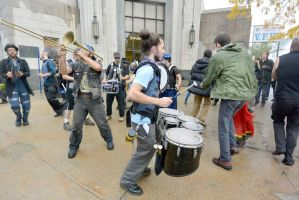 2014 Honk Festival, Chaotic Noise 20 by Miss-Tbones