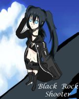 black rock by michiz123