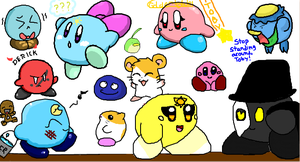 iscribble 2 by Kirby-4-ever