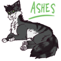 Ashes by PenguinEatsCarrots