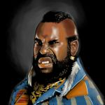 Mr.T by Monomus