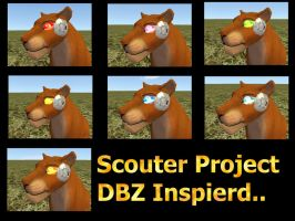 DBZ Inspired Scouter for FH by Makaiu