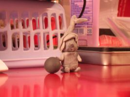 link bowling for erasers by AmaltheaTwin