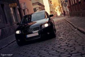 bedin's Audi A3 8P front by 2micc