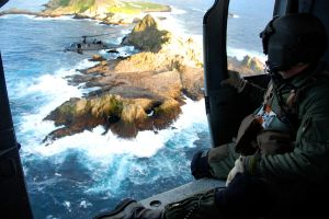 Farallon Island San Francisco by MilitaryPhotos