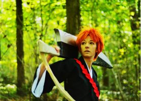 Ichigo Cosplay by Pink-Rattie