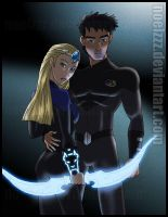 Voltron Force - Fearless by noelzzz