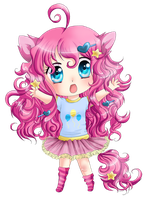 Pinkie Pie by lulu-fly