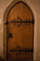 Stock Medieval Door by minifoot
