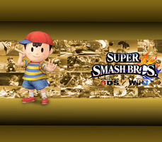 Ness Wallpaper by CrossoverGamer
