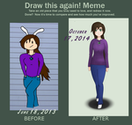 Draw this again meme by Sylveon17