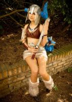 League of Legends - Sejuani cosplay 05 by SuzySilence