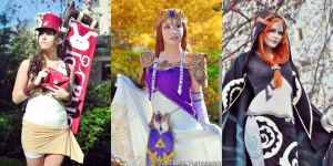 Twilight Princess Group by RikkuGrape
