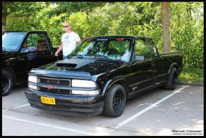 1995 Chevrolet S10 by compaan-art