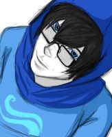John Egbert by Crossdressingligeia