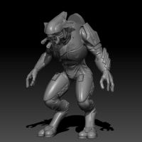 Halo Elite WIP 3 by Squiby-327
