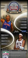 Webdesign Frenchnba S.9 by JFDC