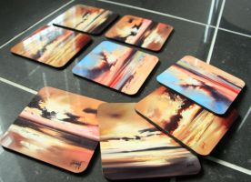 Coasters 2 by NaismithArt