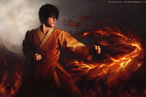 Prince of Fire Nation by Aliciane