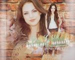 Liz Gillies BDay project by Lessage