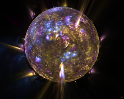 Neutron Star by UniversalKinase