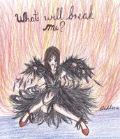 Mockingjay Whatever it takes to break you. by Andds
