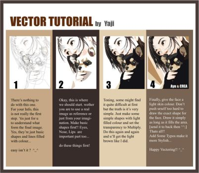 Illustrator Cs Vector Tutorial by vectortutorial
