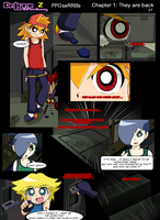 Onlyne Z: chap.1 they are back 17 by BiPinkBunny