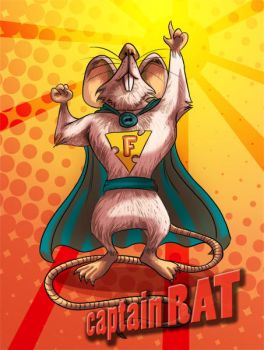 captain RAT by Denae