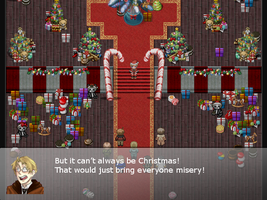 Christmas Misery - Dreamtalia Screenshot 14 by KyoKyo866