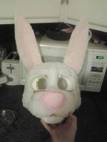 Fursuit making (day 6) by Karniiey