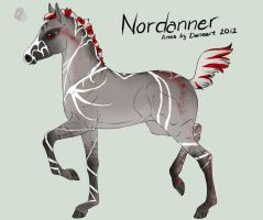 Nordanner Design holder- #4143 by RW-Nordanners