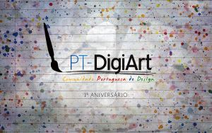 PT-Digiart - 1 Aniversario by Shadowtuga