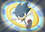 Sonic Speed by Rockster2000